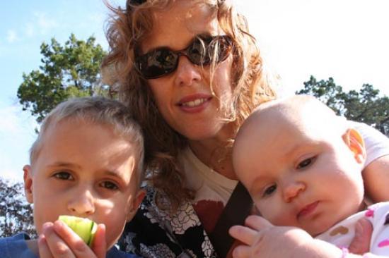 Luke, Cindy and Madeline