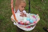 Easter egg hunt -- April 2010