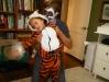 Luke's Halloween costume