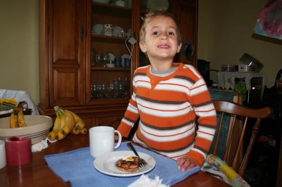 Pancake snack