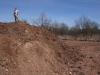 Dirt pile