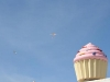Cupcake kites