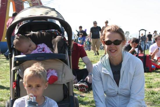 Madeline, Luke and Cindy